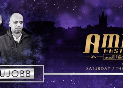 Amphi Festival 2019 - Haujobb