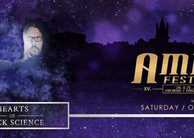 Amphi Festival 2019 - Hearts of Black Science