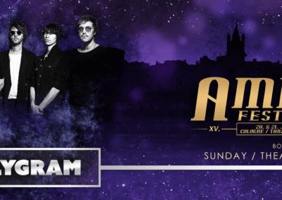 Amphi Festival 2019 - Holygram