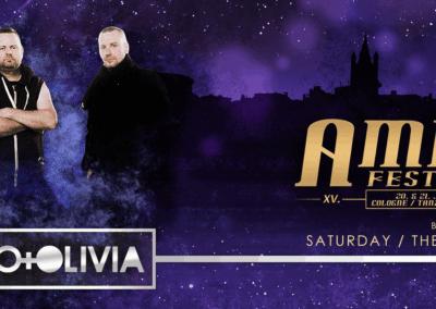 Amphi Festival 2019 - Logic+Olivia