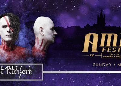 Amphi Festival 2019 - Project Pitchfork