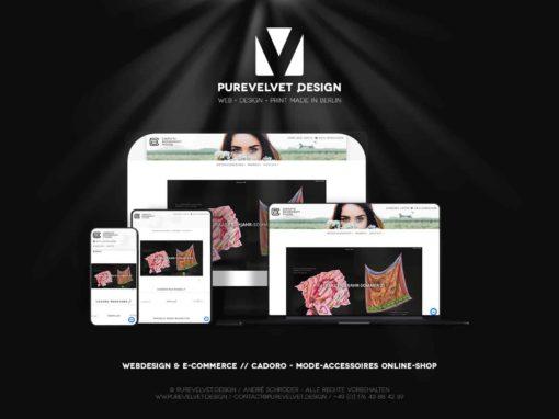 cadoro Modeaccessoires Online-Shop